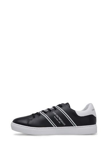 Emporio Armani  Ayakkabı Kadın Ayakkabı S X3X096 Xm090 A120 Siyah